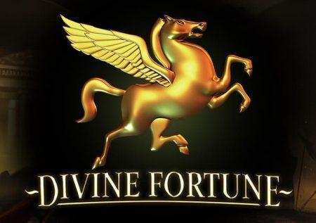 Anmeldelse af Divine Fortune