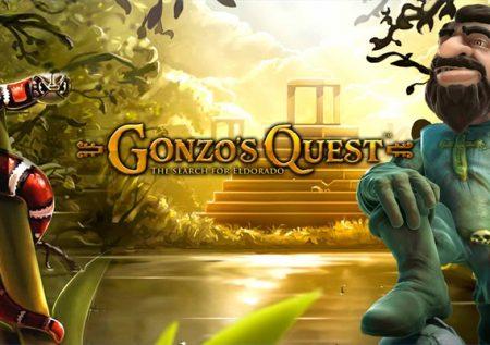 Anmeldelse af Gonzo's Quest