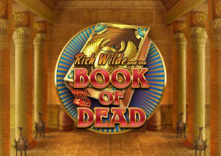 Anmedelse Book of Dead