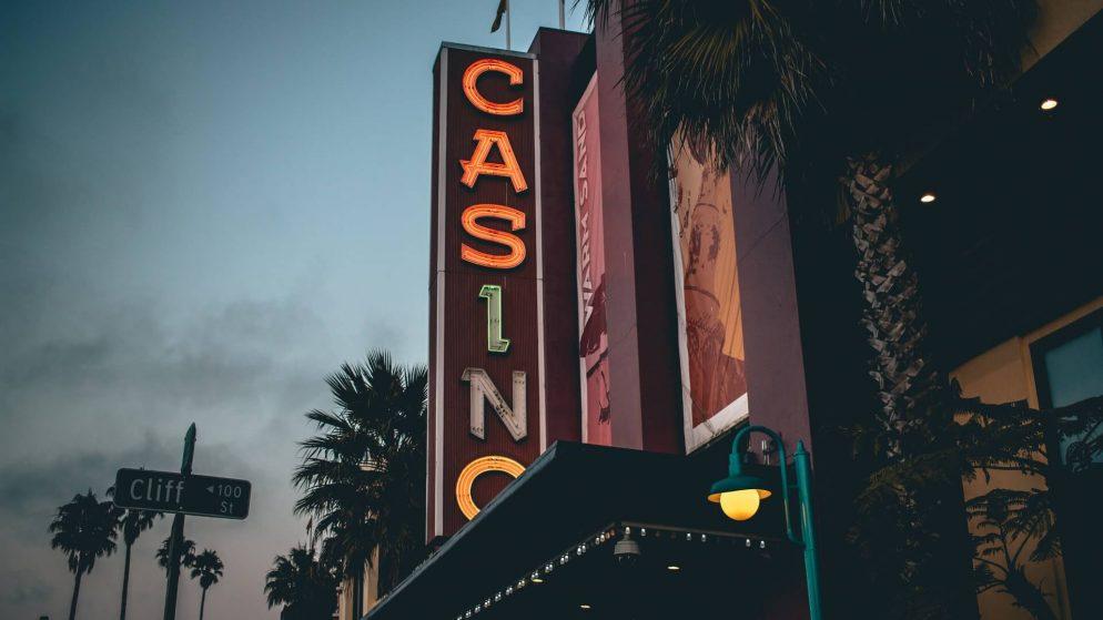 Stigning i omsætningen på det danske gaming og casino marked